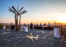 Evento de empresa al aire libre en Granada