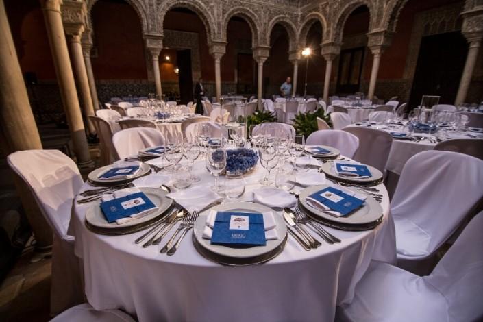 Banquete en Casa de Salinas