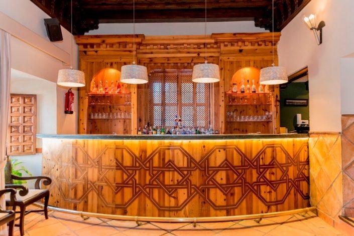 Zona bar del Carmen de los Chapiteles