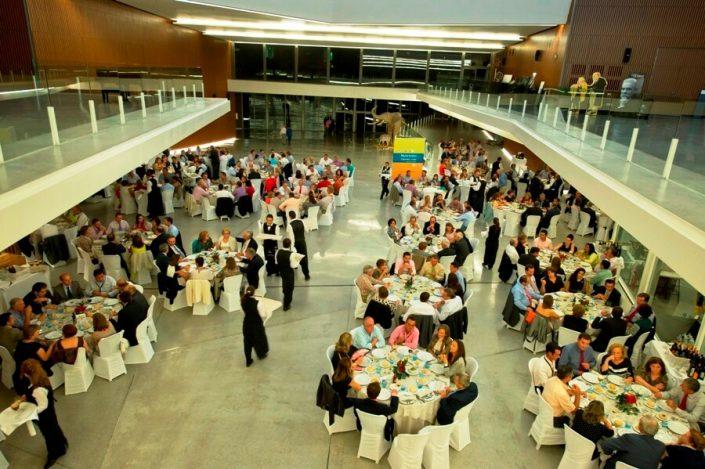 Cena de gala para empresa