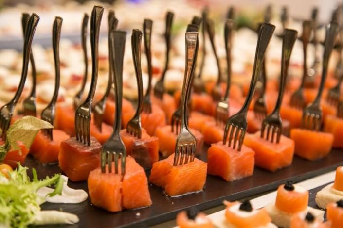 Servicio de catering en Hacienda Atalaya