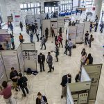 Asistentes a congreso realizado en Palacio de Congresos en Granada