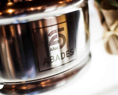 Champanera 25 aniversario Abades