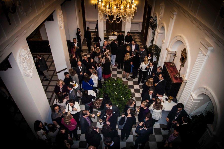Cena de gala EMEC en Carmen de los Mártires