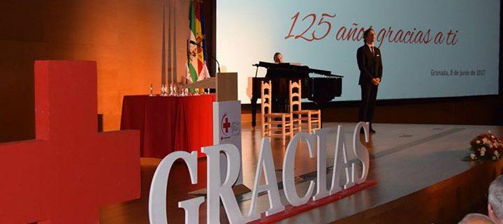 Catering para el 125 aniversario Cruz Roja
