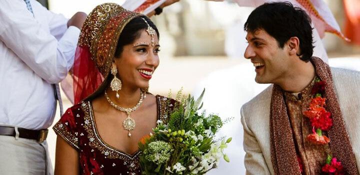 Celebración de boda hindú en Granada