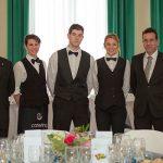 Catering en Palacio Quinta Alegre de Granada para Cena de Abogados