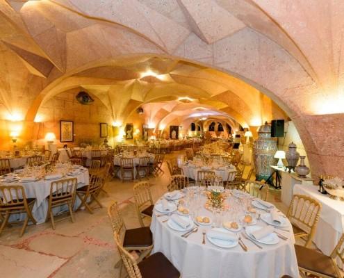Banquete en Pabellón de las Artes de Granada