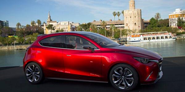 Presentación de nuevo vehiculo en Sevilla