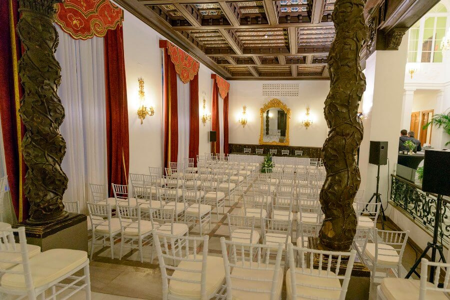 Presentación oficila de productos en Granada