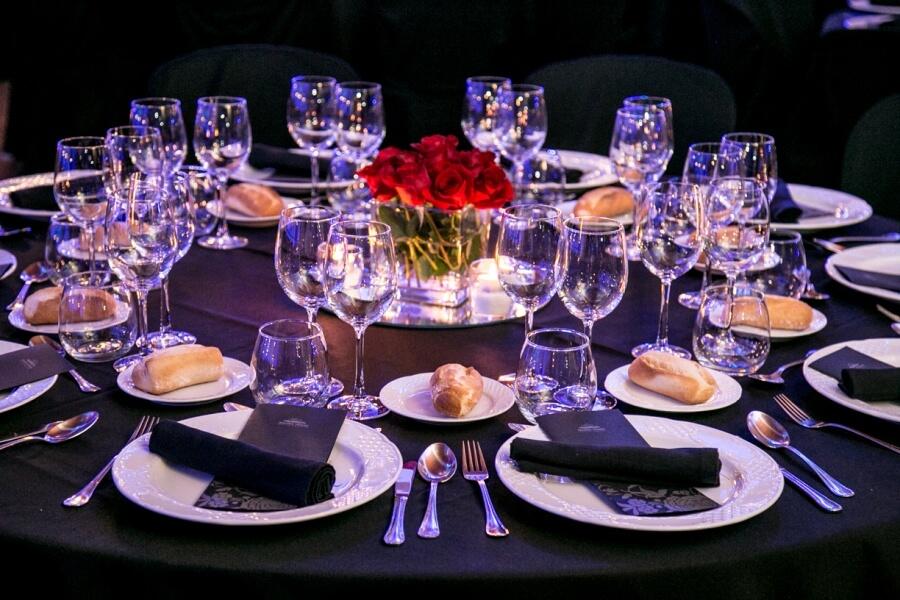 Banquete para bodas en Sevilla