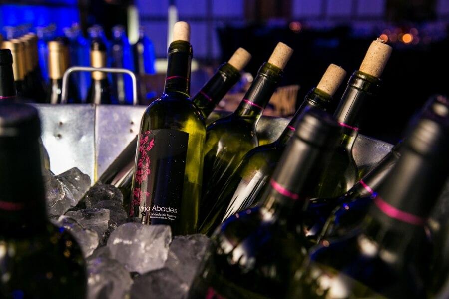 Selección de vinos para catering de empresa