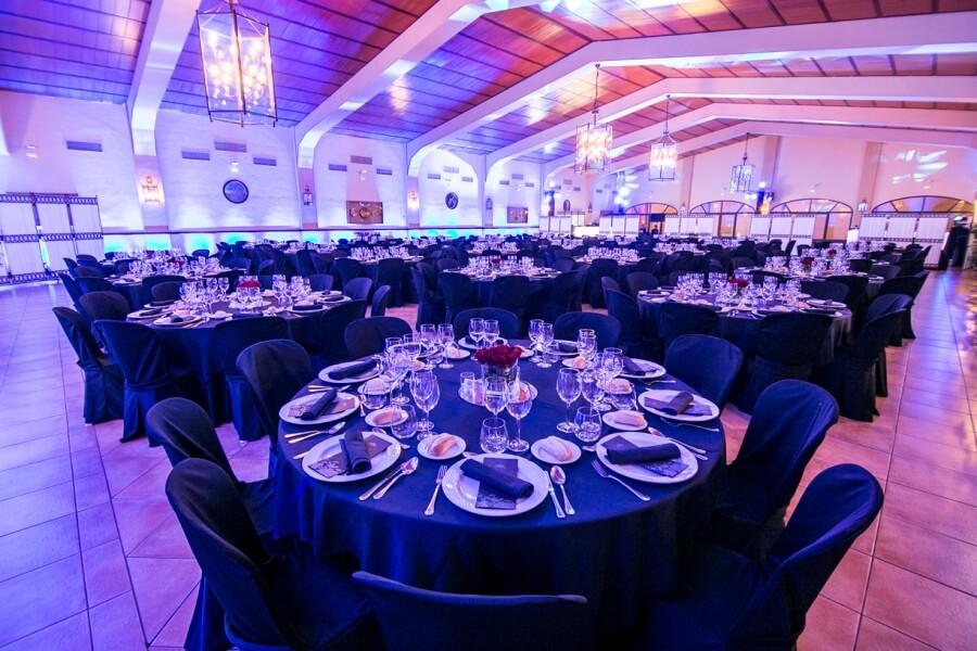Cena de gala en Hacienda Atalaya