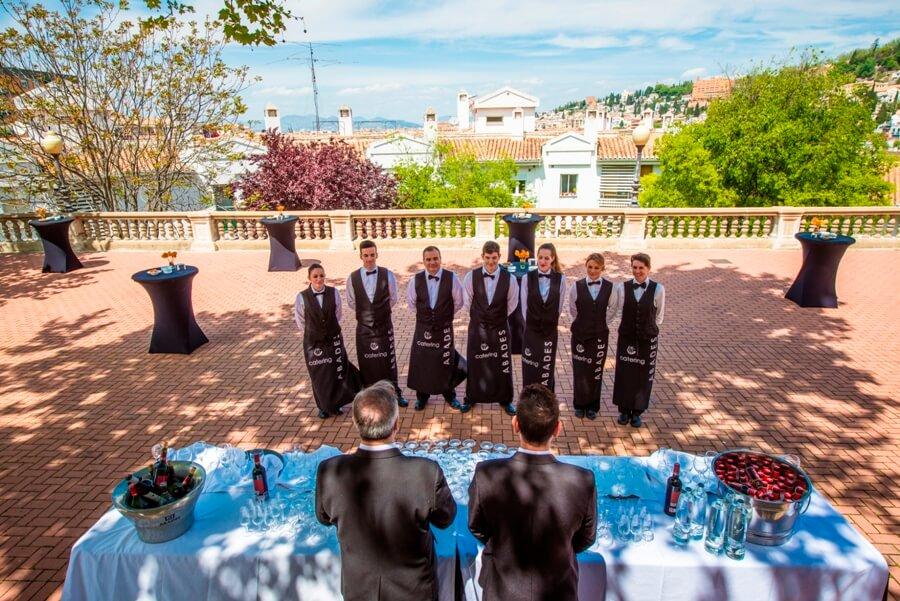 Catering para eventos en Quinta Alegre
