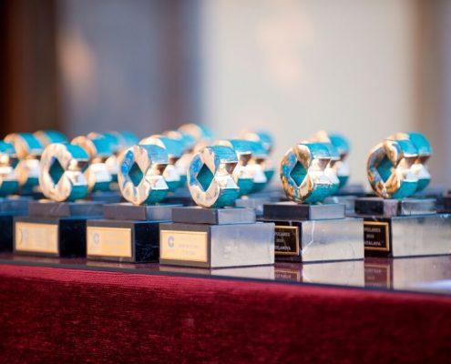 Premios de la gala