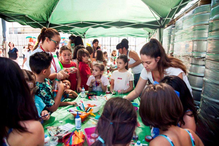 Actividades para niños por Abades Catering