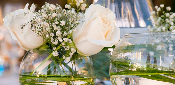 La Importancia De Las Flores En Un Evento Abades Catering