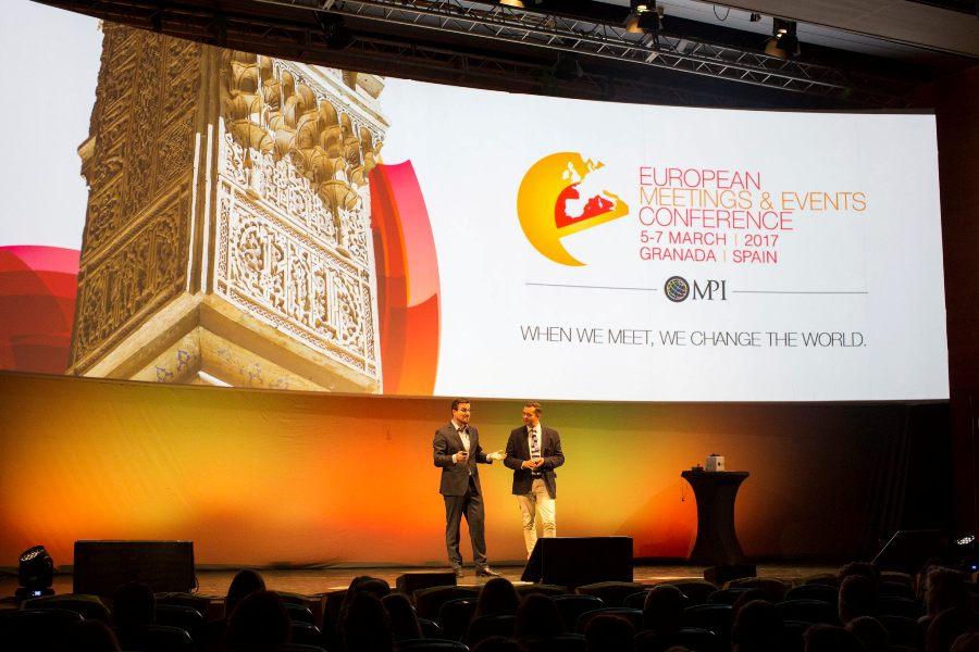 Presentación del congreso EMC en Granada