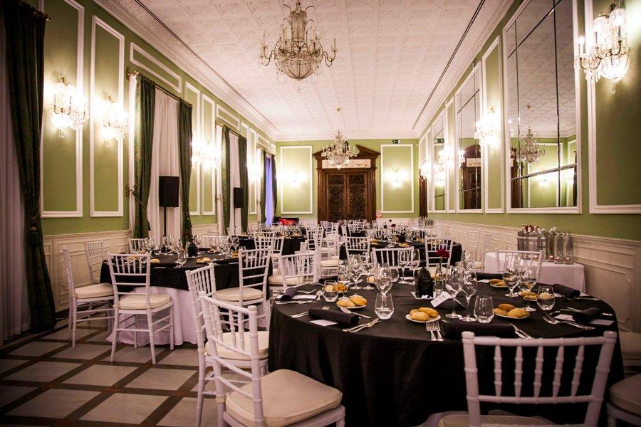 Cena de gala para EMEC en Carmen de los Mártires
