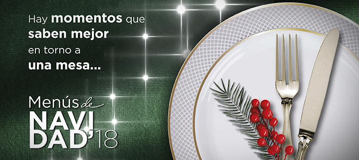 Banner Catering Navidad